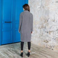 Пальто женское демисезонное 00002-06-03