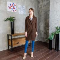 Пальто женское демисезонное 000132-03-12