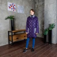 Пальто женское демисезонное 00016-01-16