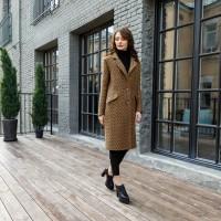 Пальто женское демисезонное 00020-03-20