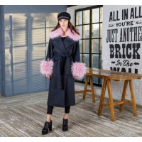 Пальто женское демисезонное 00042-05-05